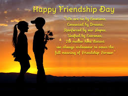 history of friendship day international friendship day history