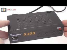 <b>Selenga</b> HD950D - чувствительный <b>ресивер</b> DVB-T2/C - YouTube