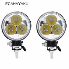 <b>ECAHAYAKU 4 Inch</b> 60W LED Light Bar Waterproof IP68 6000K ...