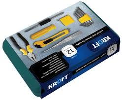 "<b>Набор инструментов</b> ""Kroft mini"", 12 предметов — купить в ..."