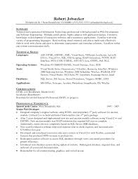 objective resume with web developer experience  tomorrowworld coobjective resume   web developer