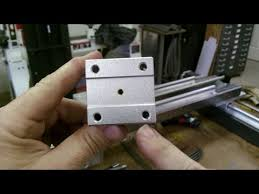 Chinese <b>Linear</b> Slide <b>Bearings</b> - Something to watch for. - YouTube