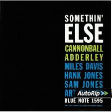 <b>Somethin</b>' Else: Amazon.co.uk: Music