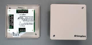 simplex 2190 9172 individual addressable module (iam) Simplex 2190 9163 Wiring Diagram simplex 2190 9169 truealarm line isolator module (surface mount) 9163 Transit Operator