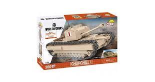 Конструктор Cobi Конструктор <b>Танк Черчилль</b>, 300 деталей ...