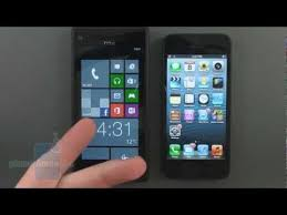 HTC Windows Phone 8X Video clips