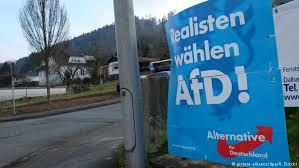 Hasil gambar untuk AfD v DW