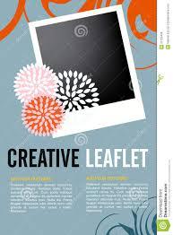 leaflet design royalty stock photos image  leaflet design