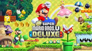 New <b>Super Mario</b> Bros. U Deluxe for Nintendo Switch - Nintendo ...