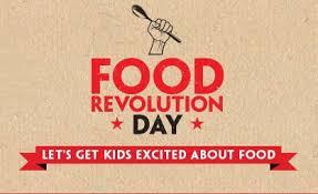 Bildresultat för Food Revolution Day!