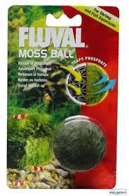 Купить <b>Fluval Moss</b> Balls - <b>моховые шарики</b> в Краснодаре