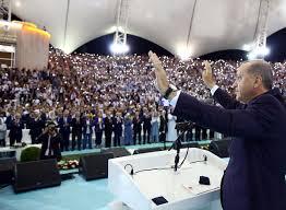 Erdoğan AK Parti 16. yıldönümünde konuştu