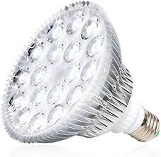 MILYN 54W <b>LED Grow</b> Light Bulb for Indoor <b>Plants</b>, <b>E27</b> Full ...