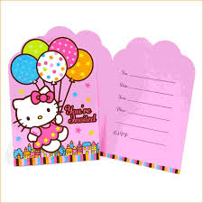 hello kitty party invitations bibliography format related for 7 hello kitty party invitations