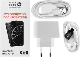 Отзывы о <b>смартфоне Black Fox BMM</b> 431 - Связной
