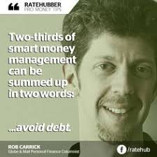 Debt is a power tool: Use it carefully or risk losing a finger ...