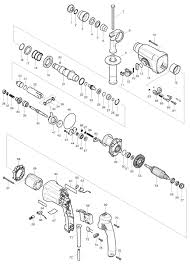 Запчасти для перфоратора Макита HR2450, наличие, цена ...