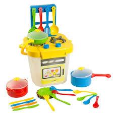 <b>Набор</b> игрушечной <b>посуды</b> столовый Ромашка с плитой 25 ...