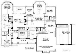Home Plan The Clarkson by Donald A  Gardner ArchitectsFloor Plans  FIRST  first f  BASEMENT STAIR  basement stair