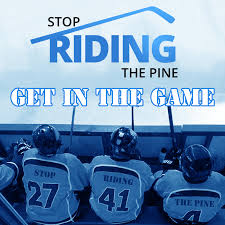 Stop Riding the Pine