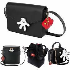 IRTBGFU <b>5 Styles</b> 20 30Cm <b>Cute</b> Mickey Mouse Bag Kawaii Toys ...