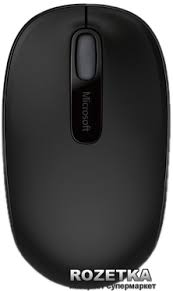 ROZETKA | <b>Мышь Microsoft Mobile</b> 1850 <b>Wireless Black</b> (U7Z ...