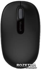 Мышь Microsoft Mobile 1850 Wireless Black (U7Z ... - ROZETKA
