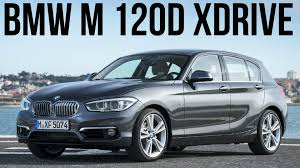 What Is Bmw Xdrive 2015 Bmw 120d Xdrive 5 Door Exterior Youtube