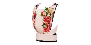 <b>Переноска</b>-<b>кенгуру YEMA</b> FE Spring Blossom, light <b>CYBEX</b> - купить ...
