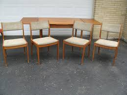Danish Modern Dining Room Set Dining Table Solid Reclaimed Dining Room Furniture Pc Dining Table
