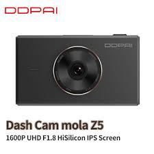 [Big Promo] Global Xiaomi Mijia <b>DDPai Dash Cam mola</b> Z5 DVR ...