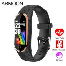 <b>Smart Bracelet IK08</b> Men Women Heart Rate Band Sleep Blood ...