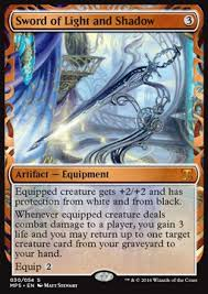 Sword of <b>Light and Shadow</b> - MTG Cards | Cardmarket