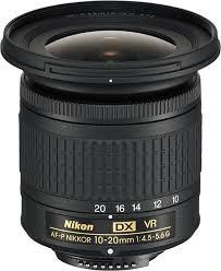 Купить <b>Объектив NIKON</b> 10-20mm f/4.5-5.6 <b>AF</b>-<b>P DX</b> в интернет ...