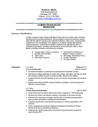 example of military resumes template example of military resumes