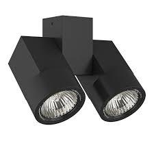 Накладной точечный <b>светильник Lightstar 051037</b> ILLUMO X2 ...