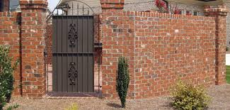 Small Picture How to hang a gate to a brick wall 2017 DIY How To Advice Self