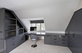 1 bespoke fitted home office furniture high gloss buy home office furniture bespoke