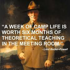 「Robert Stephenson Smyth Baden-Powell, 1st boyscout camp」の画像検索結果