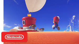 <b>Super Mario Odyssey</b> Trailer - Nintendo Switch - YouTube