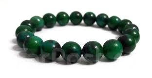<b>Браслет Нефрит зеленый</b> пятнистый 18-3(9) - Аксессуары и ...