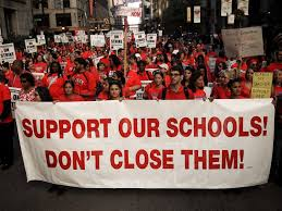 Image result for chicago teachers strike 2012