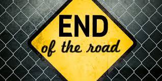 Bildresultat för end of the road