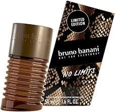 <b>Bruno Banani No Limits</b> Natural Man Eau De Toilette Spray 50 ml ...