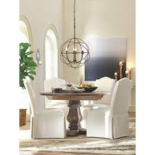 Distressed White Kitchen Table Home Decorators Collection Aldridge Antique Grey Dining Table