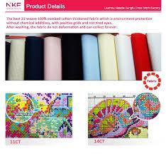 <b>Nkf</b> Tapestry (2) <b>Cross Stitch</b> Set Dmc <b>Cross Stitch</b> Threads ...