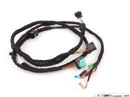 genuine volkswagen audi 3c8971182e trunk wiring harness es 347972 3c8971182e trunk wiring harness provides wiring and connectors for rear