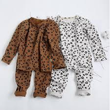 cartoon <b>children</b> pajamas sets long sleeve <b>girl</b> nightgrown boy ...
