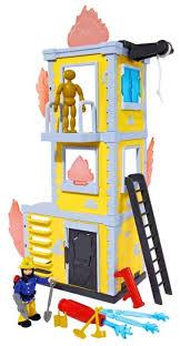 Игровой набор <b>Simba Fireman Sam Большая</b> тренировочная ...