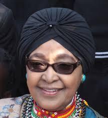 Winnie Madikizela-Mandela - Wikipedia